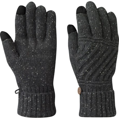 Outdoor Research Addison Sensor Gloves - Touch-Screen Compatible (For Women)