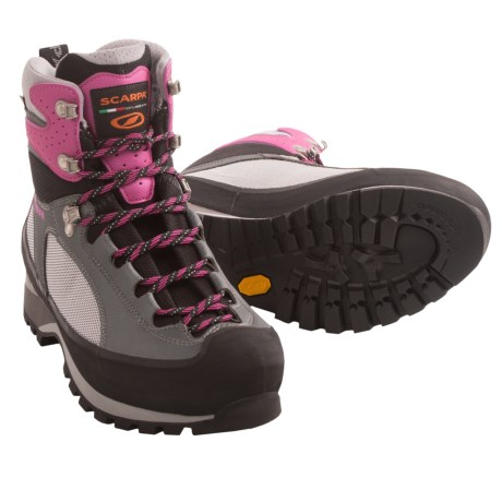 Scarpa Charmoz Pro Gore-Tex® Mountaineering Boots - Waterproof (For Women)