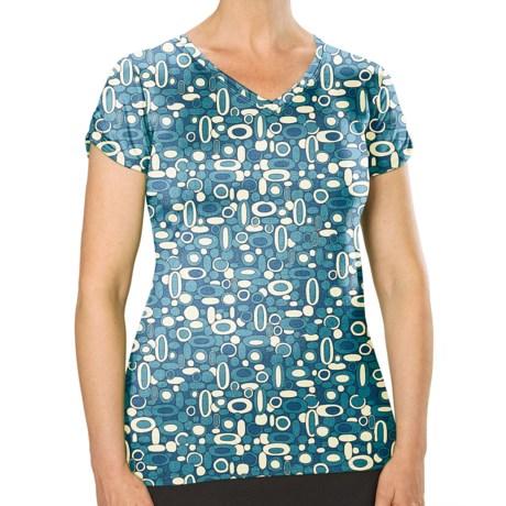 Stonewear Designs Shimmy T-Shirt - Short Sleeve (For Women)