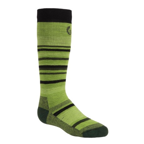 Point6 Rumble Socks - Merino Wool Blend, Over the Calf (For Little and Big Kids)