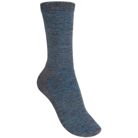 Point6 Daisy Chain Socks - Merino Wool, 3/4 Crew (For Women)