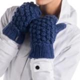 Lole Popcorn Mittens - Fleece Lined (For Women)