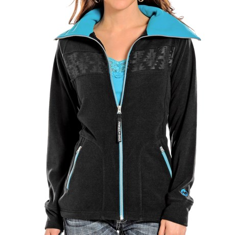 Powder River Outfitters Sequoia Fleece Jacket (For Women)