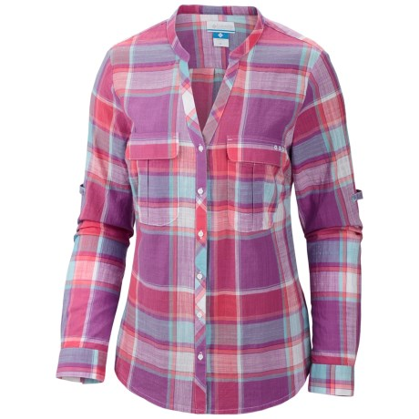 Columbia Sportswear Coral Springs Shirt - Long Sleeve (For Women)