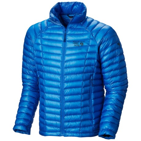 Mountain Hardwear Ghost Whisperer Down Jacket - 800 Fill Power (For Men)