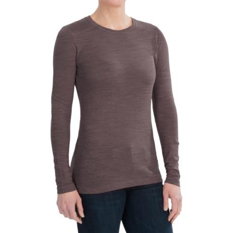 Gramicci Jenni T-Shirt - UPF 50, Hemp-Organic Cotton, Long Sleeve (For Women)