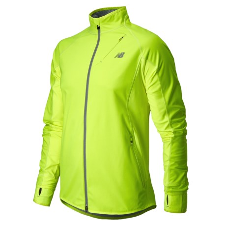 New Balance Windblocker Jacket (For Men)