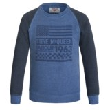 Barbour Cotton Sweatshirt (For Boys)