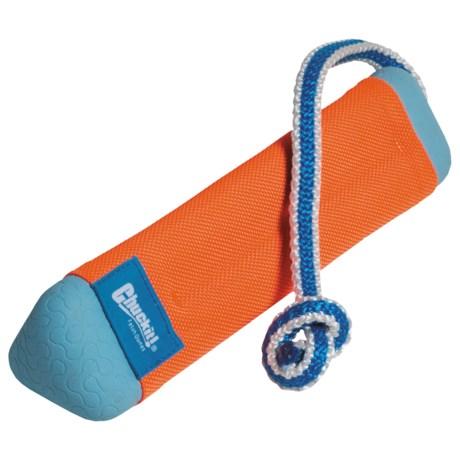 ChuckIt! Amphibious Bumper Dog Toy - Medium
