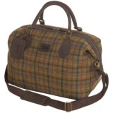 Barbour Tweed Wool Explorer Bag