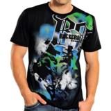 Rock & Roll Cowboy Rider Logo T-Shirt - Short Sleeve (For Men)