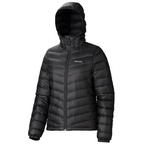 Marmot Jena Down Hooded Jacket - 700 Fill Power (For Women)