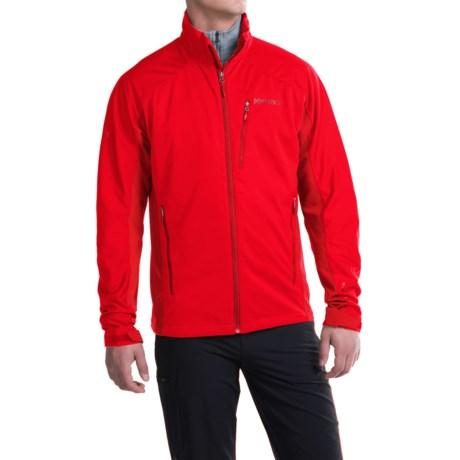 Marmot Leadville Soft Shell Jacket - Windstopper® (For Men)