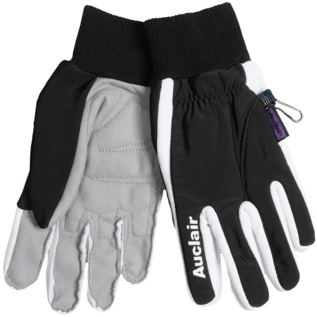 Auclair Lightweight XC Soft Shell Gloves - Insulated (For Women)