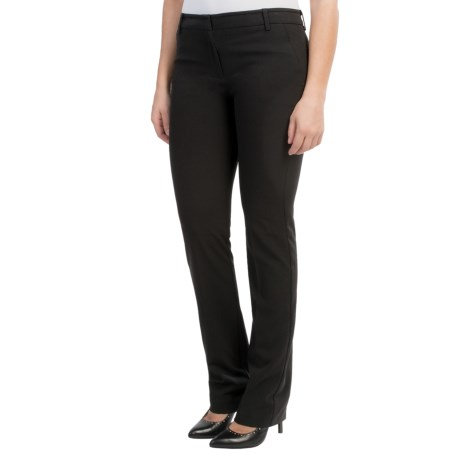womens black moleskin pants