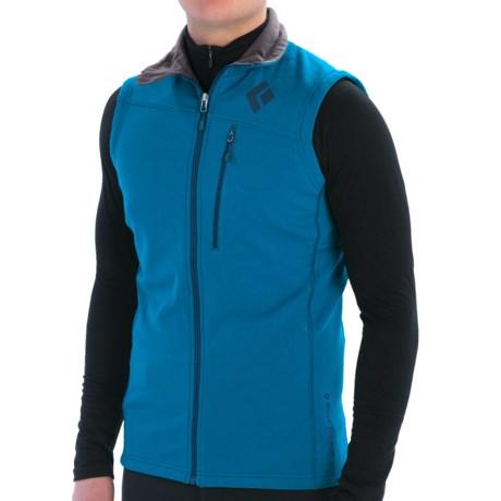 Black Diamond Equipment CoEfficient Polartec® Power Dry® Vest (For Men)