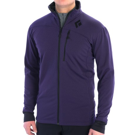 Black Diamond Equipment CoEfficient Polartec® Power Dry® Jacket (For Men)