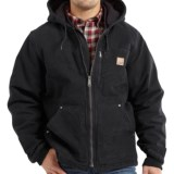 Carhartt Chapman Sandstone Duck Jacket - Insulated (For Men)