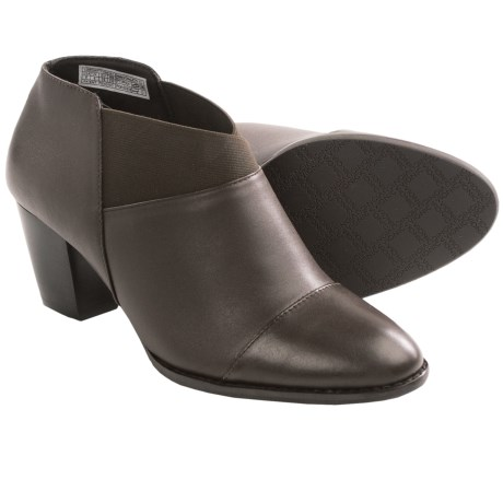 Vionic with Orthaheel Technology Point Ankle Boots (For Women)
