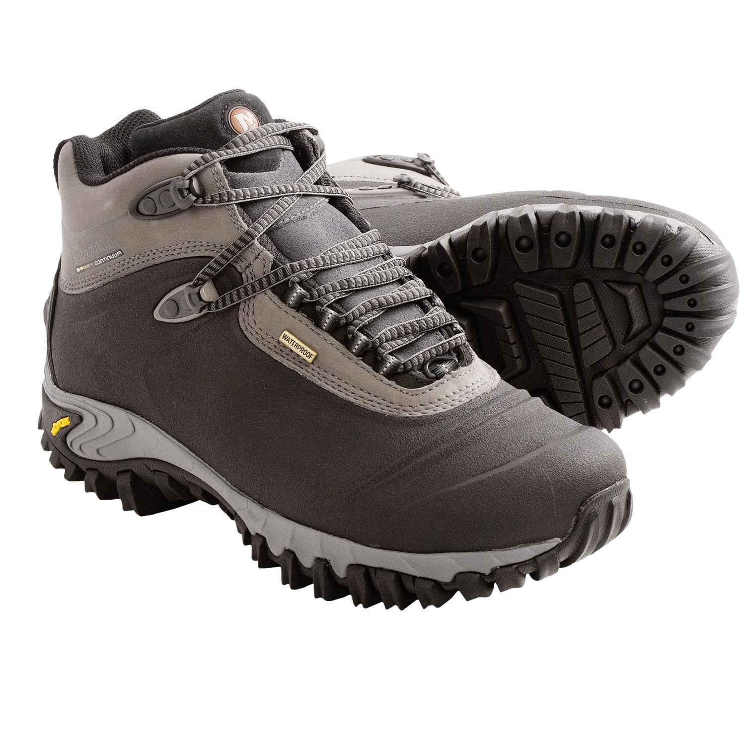 Merrell Bergenz Waterproof Winter Boots - Men's | Homewood ...