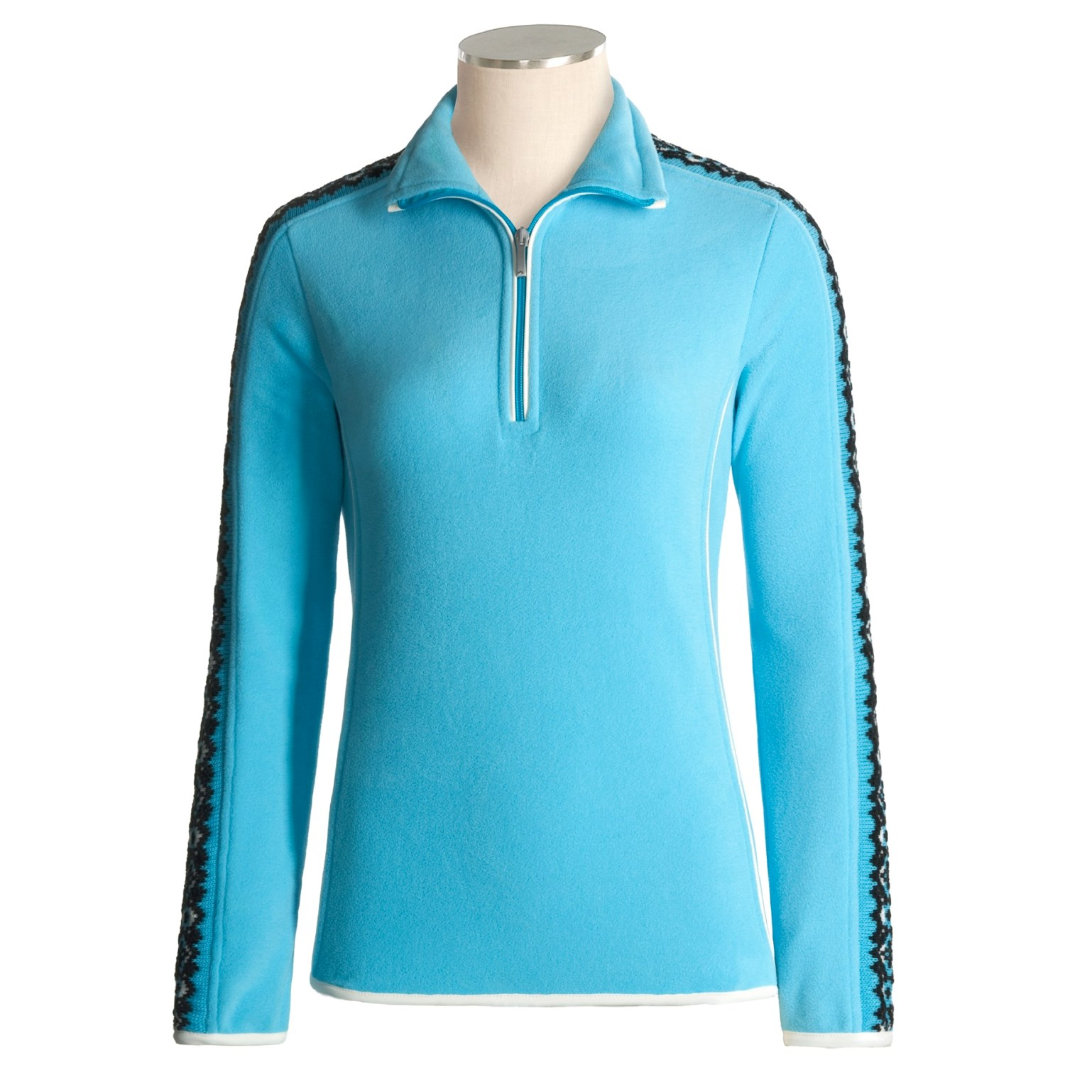 Arm Knitting Pullover : Disegna d italia fleece pullover for women save