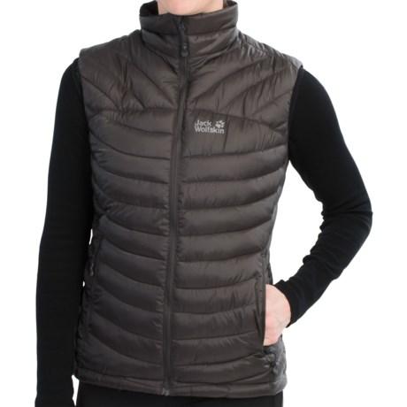 Jack Wolfskin Stratus FIBERCLOUD HT Vest - 500 Fill Power (For Women)