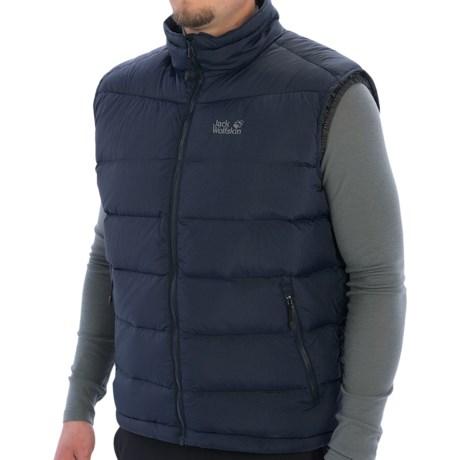 Jack Wolfskin Lhotse Down Vest - 550 Fill Power (For Men)