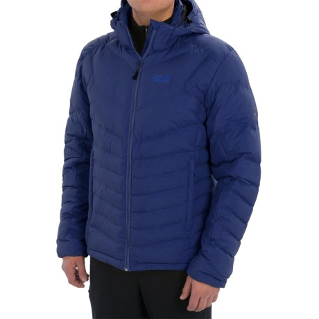 Jack Wolfskin Selenium Down Jacket - Windproof, 700 Fill Power (For Men)
