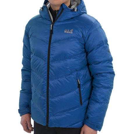 Jack Wolfskin Svalbard Down Jacket - 700 Fill Power (For Men)