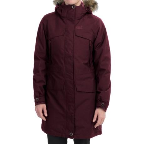 Jack Wolfskin White Rock Coat - Waterproof, 3-in-1 (For Women)