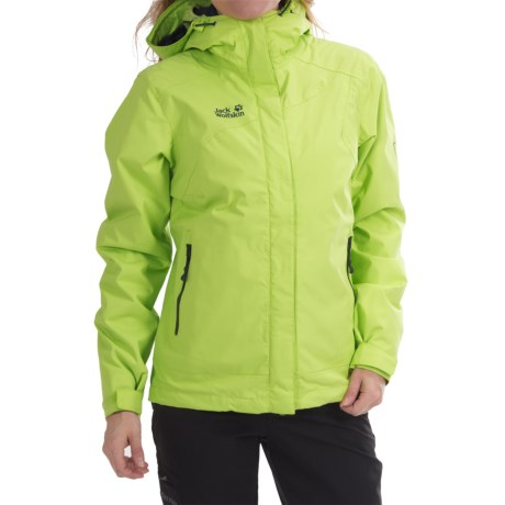 Jack Wolfskin Winterhawk Texapore Jacket - Waterproof, 3-in-1 (For Women)