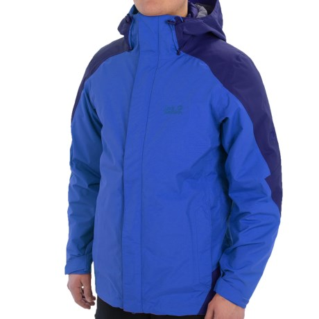 Jack Wolfskin Ice Portage Jacket - Waterproof, Insulated, 3-in-1 (For Men)