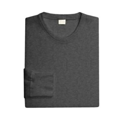 Medima Merino Wool-Angora Underwear Shirt - Lightweight, Long Sleeve (For Men)