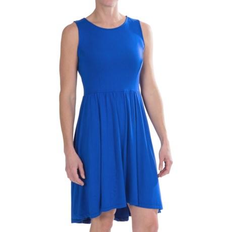 Stretch Rayon Dress - Sleeveless (For Women)