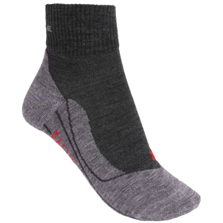 Falke TK5 Ultra Light Hiking Socks - Lightweight, Merino Wool, Ankle (For Women)
