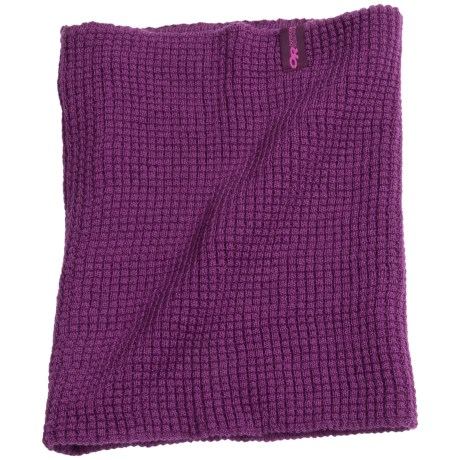 Outdoor Research Habitude Neck Gaiter - Merino Wool, Reversible (For Men and Women)