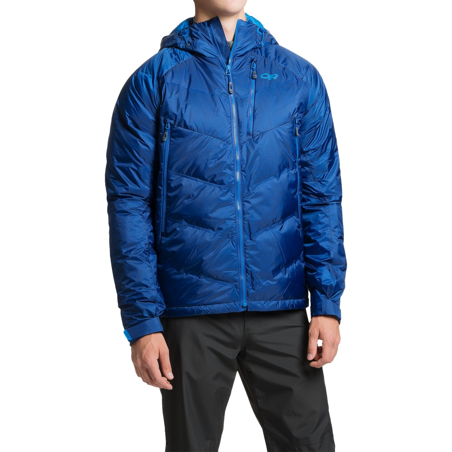 Outdoor Research Floodlight Down Jacket (For Men) 8627J - Save 85%