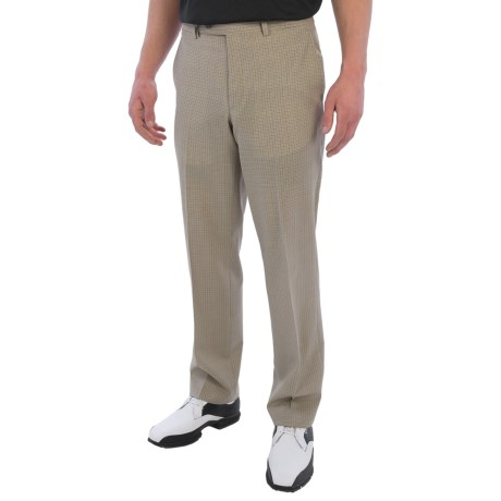 Riviera Harvard Perfect Swing Summer Check Golf Pants (For Men)
