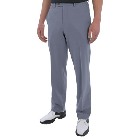 Riviera Harvard Perfect Swing Golf Pants - Waffle Weave (For Men)