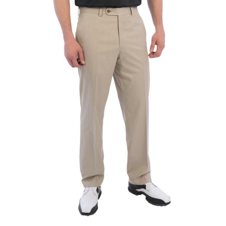 Riviera Harvard Perfect Swing Bedford Weave Golf Pants (For Men)