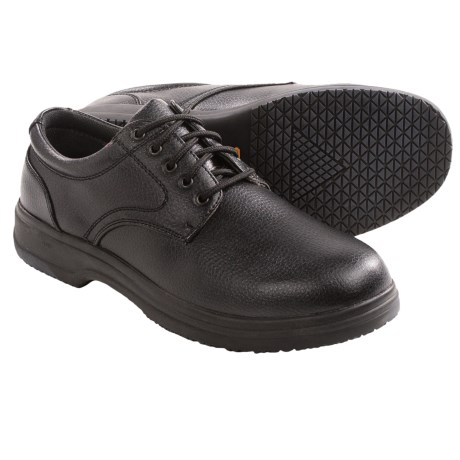 Deer Stags Service Lace Work Shoes (For Men)