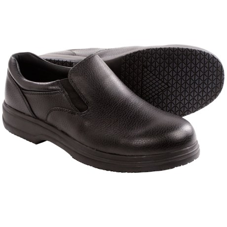 Deer Stags Manager Work Shoes - Slip-Ons (For Men)