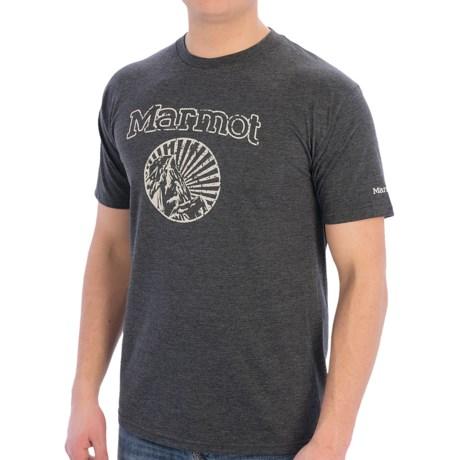 Marmot Horizon T-Shirt - Short Sleeve (For Men)