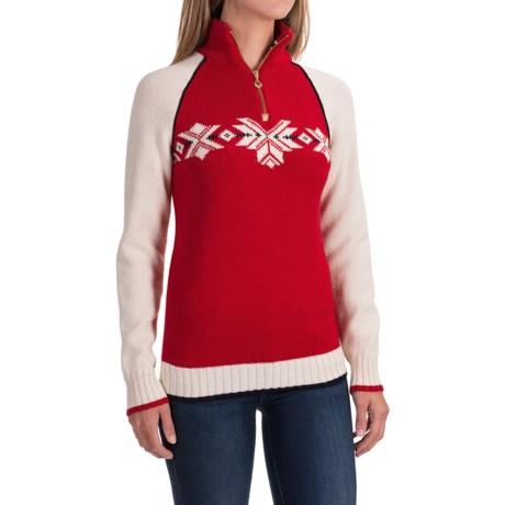 Dale of Norway Sochi Sweater - Wool (For Women)