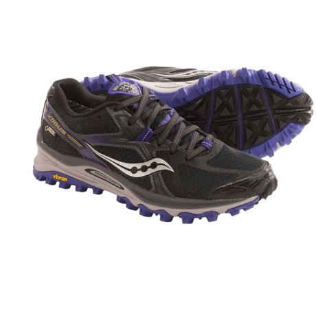 Saucony Xodus 5.0 Gore-Tex® Trail Running Shoes - Waterproof (For Women)
