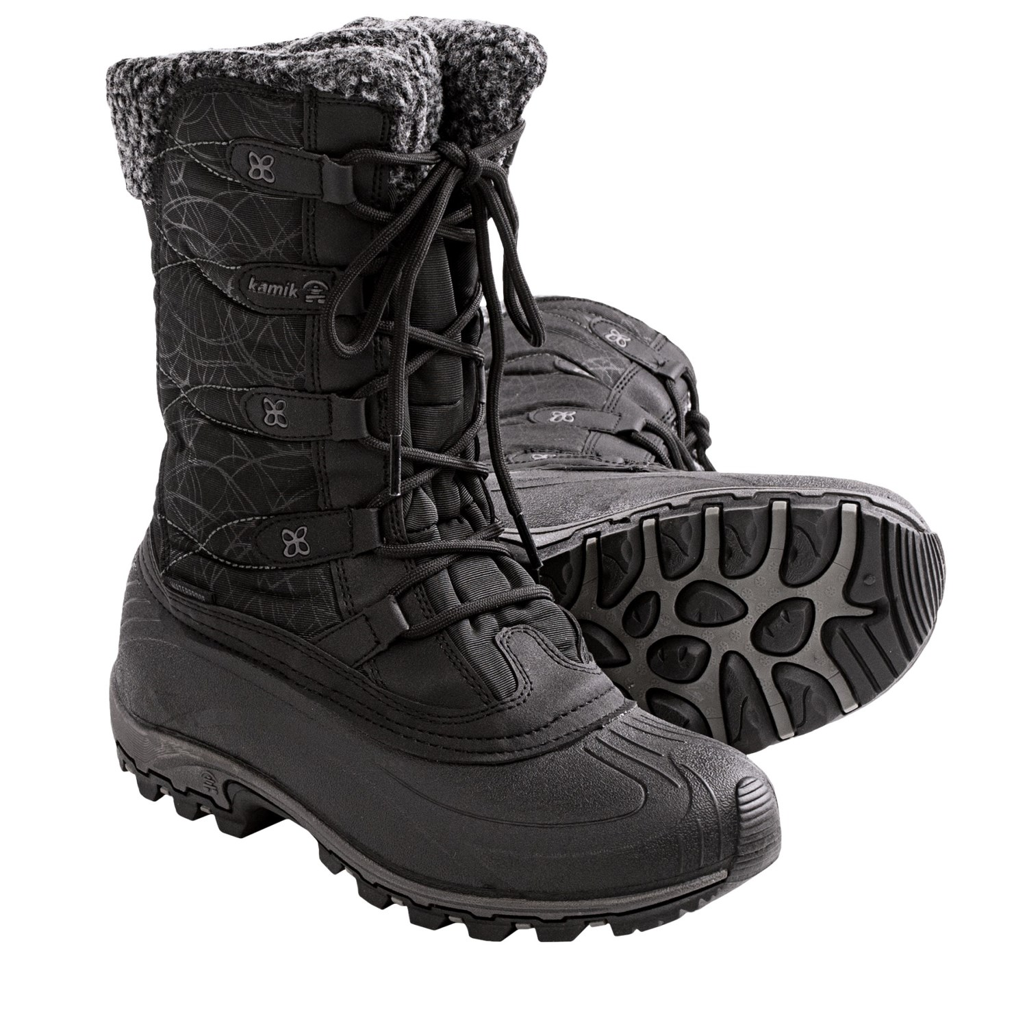 Kamik Fortress Winter Snow Boots (For Women)