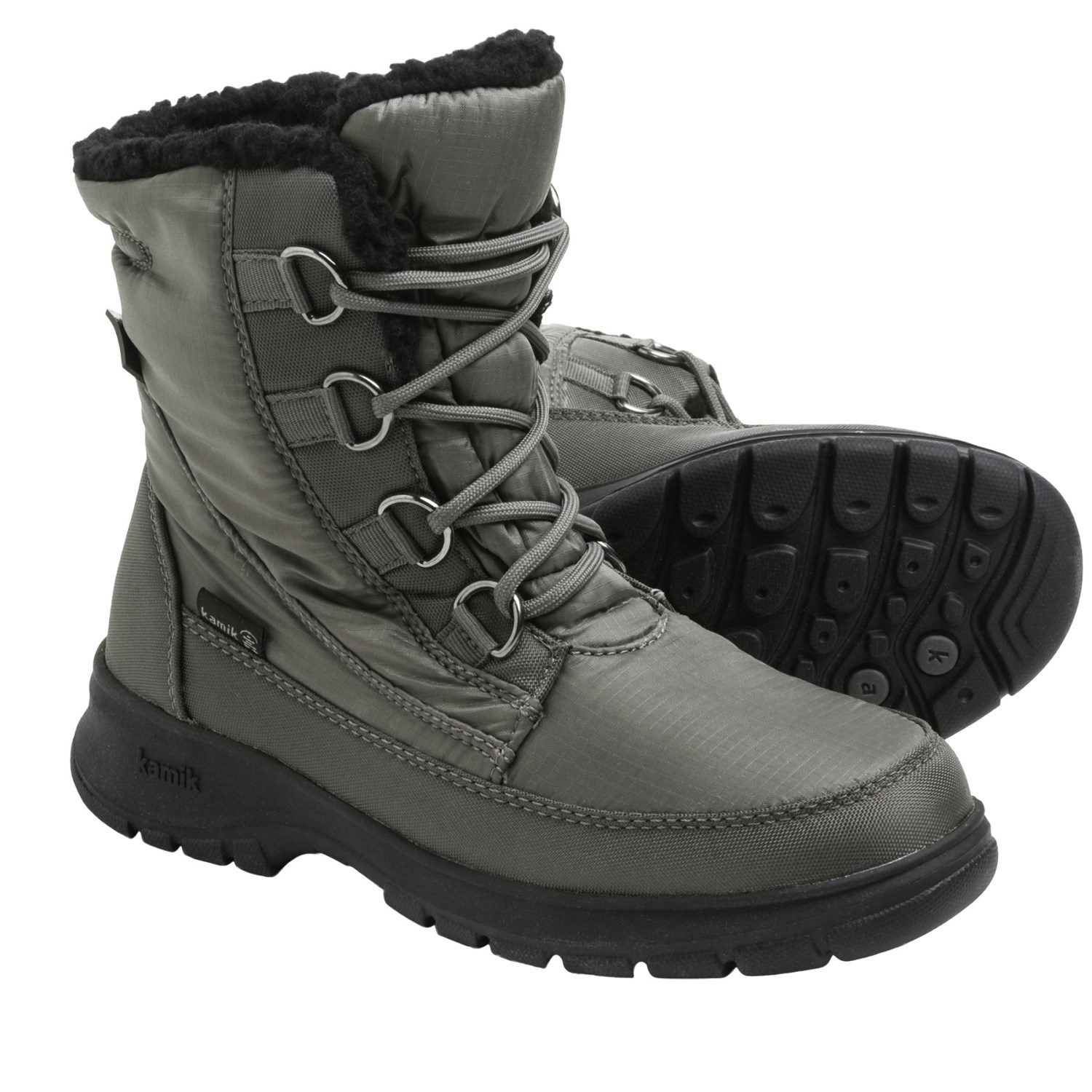Kamik Baltimore Snow Boots (For Women) 8635A - Save 87%