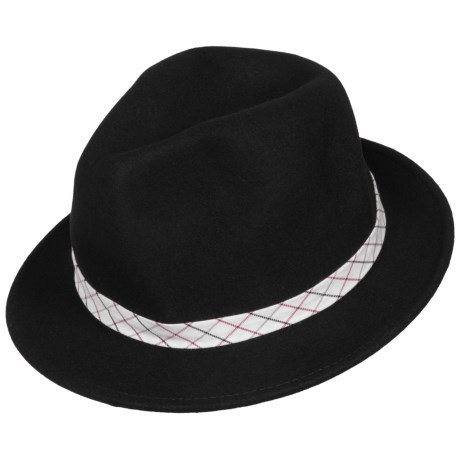Barbour Wool Trilby Hat (For Women)