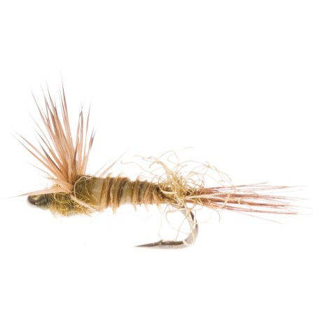 Montana Fly Company Sparkle Dun Dry Fly - Dozen