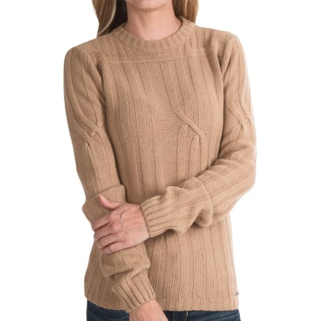 Barbour Heath Lambswool Sweater (For Women)